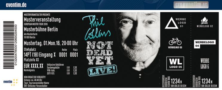 Phil Collins Not Dead Yet 08