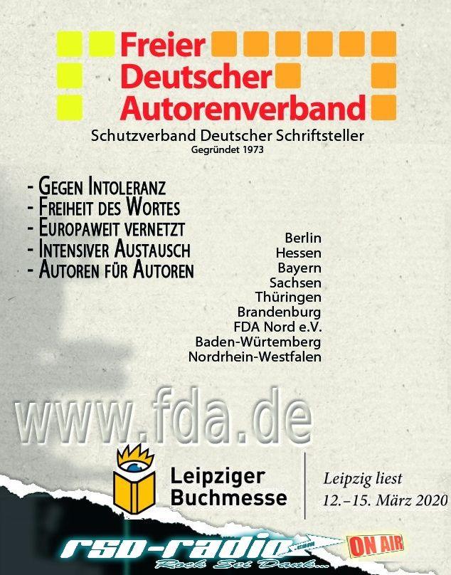 Leipziger Buchmesse RSD FDA