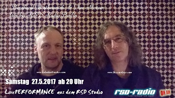 Bernhard Wöstheinrich und Tim Motzer