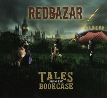 Red Bazar Tales From The Bookcase